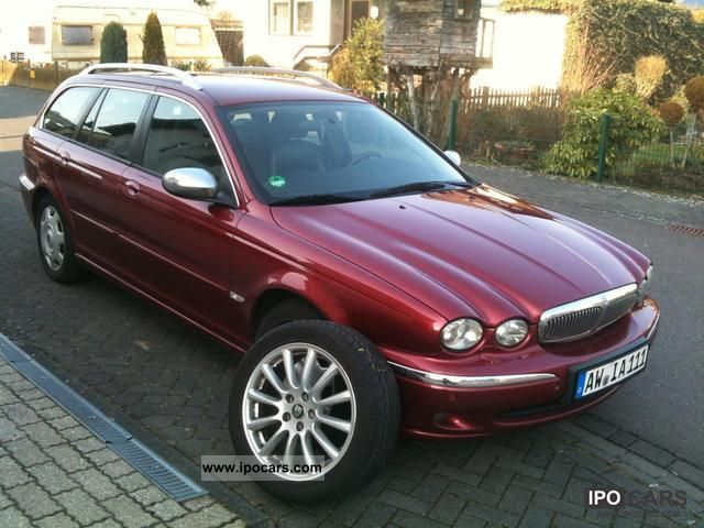 2006 jaguar x type estate 2 2 diesel car photo and specs. Black Bedroom Furniture Sets. Home Design Ideas