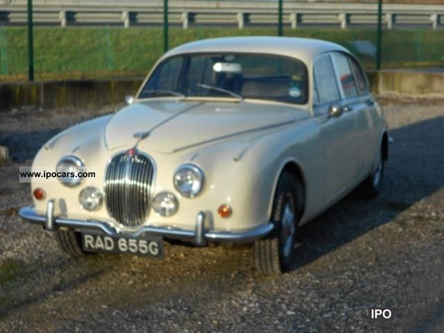 1968 Jaguar  MK II 240 automatica Other Used vehicle photo