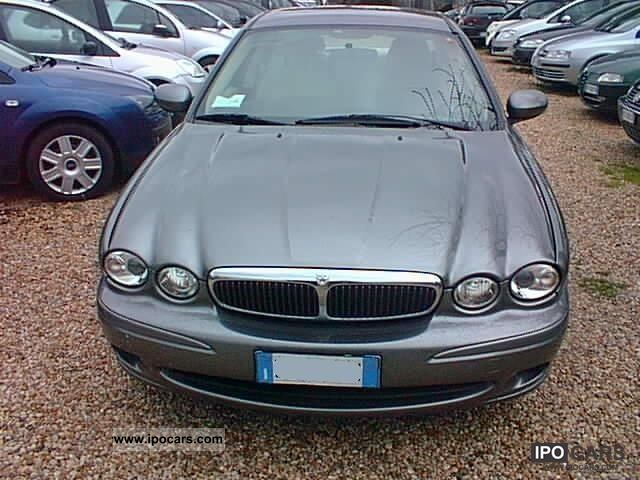 2006 Jaguar  X-Type 2.2D Classic cat cDPF Limousine Used vehicle photo