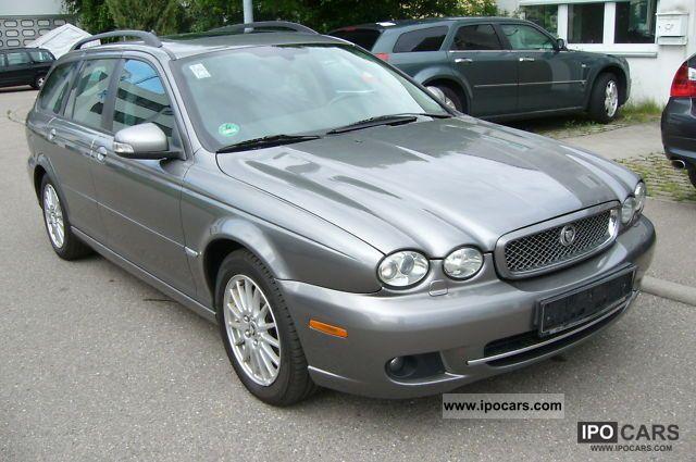 2008 Jaguar  X-Type Estate 2.2 Diesel Classic Estate Car Used vehicle photo