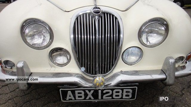 Jaguar  MK II 3.4 S with overdrive! 1964 Vintage, Classic and Old Cars photo