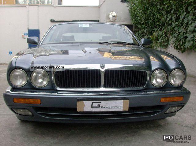 Jaguar  XJ6 Executive GPL 1996 Liquefied Petroleum Gas Cars (LPG, GPL, propane) photo