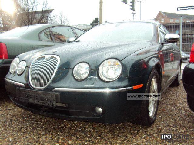 2006 Jaguar S-Type 4.2 V8 Executive Limousine Used vehicle photo 3