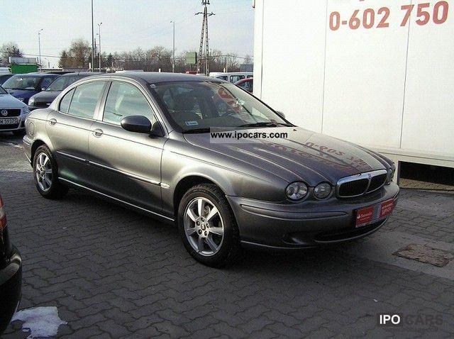 2007 Jaguar  X-Type Limousine Used vehicle photo