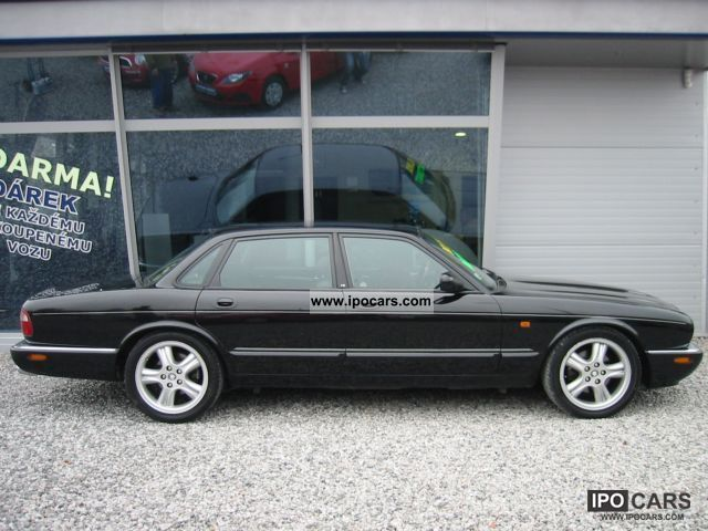 1998 Jaguar Xjr 4 0 Supercharger Limousine Used Vehicle Photo