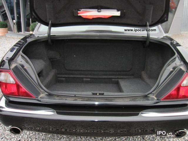1998 Jaguar XJR 4.0 supercharger Limousine Used vehicle photo 6