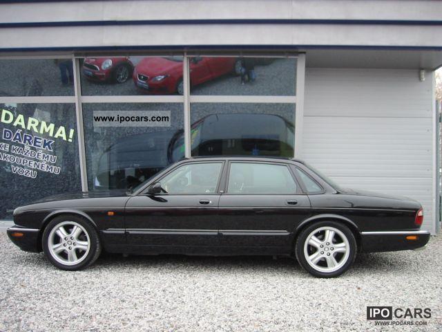 1998 Jaguar XJR 4.0 supercharger Limousine Used vehicle photo 8
