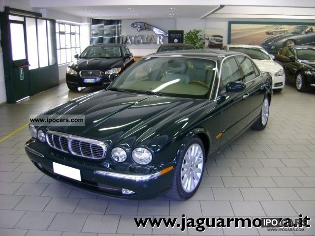 Jaguar  XJ 3.5 V8 Executive - Possibilità GPL 2003 Liquefied Petroleum Gas Cars (LPG, GPL, propane) photo