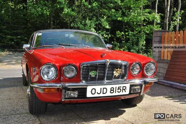 Jaguar  XJ6C Coupe 4.2C or higher 1977 Vintage, Classic and Old Cars photo