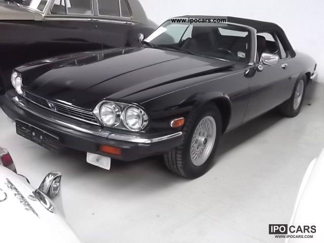 1989 Jaguar Xjs V12 Convertible Automatic Convertible V12 R Cat