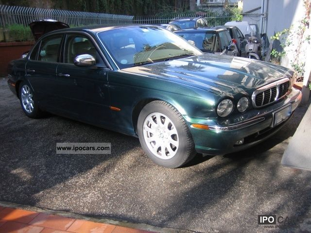 Jaguar  XJ 3.5 V8 cat Executive GPL EU4 2003 Liquefied Petroleum Gas Cars (LPG, GPL, propane) photo