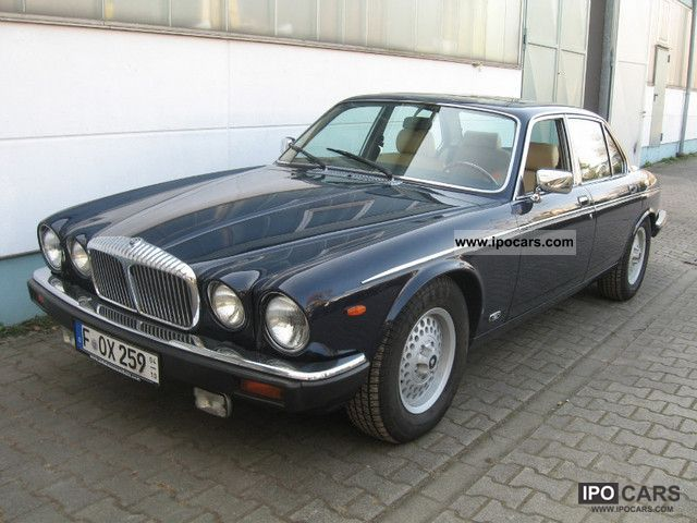 Jaguar  Daimler Double Six LPG! 1988 Liquefied Petroleum Gas Cars (LPG, GPL, propane) photo
