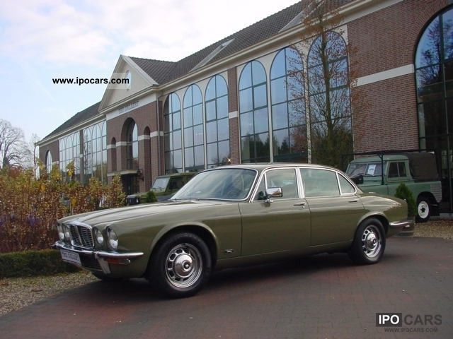 Jaguar  XJ-6 sedan L 1979 Vintage, Classic and Old Cars photo