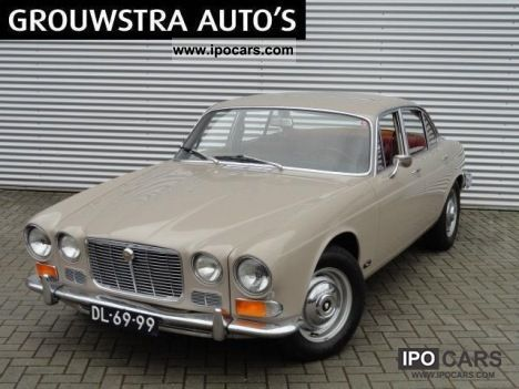 Jaguar  XJ6 2.8 Xj State 6 goede in zeer 1969 Vintage, Classic and Old Cars photo