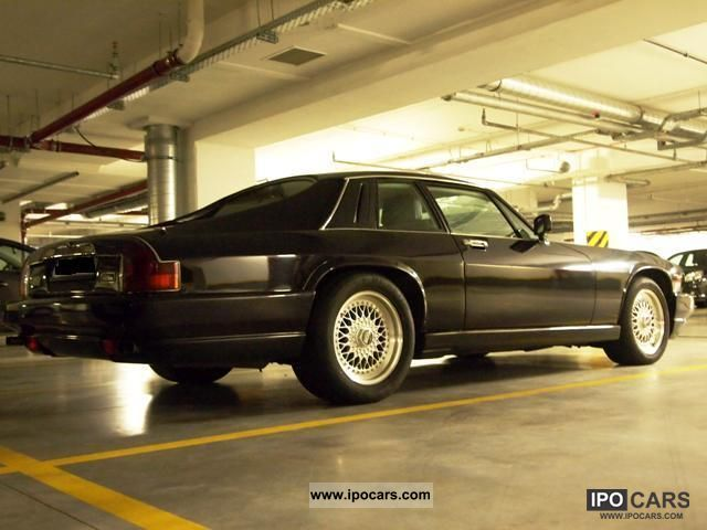 Jaguar XJR-S 6.0 V12 Sportscar