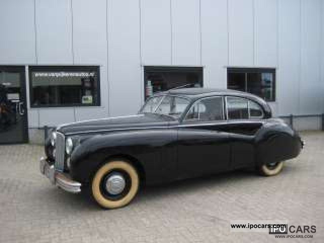 Jaguar  MARK 7 1960 Vintage, Classic and Old Cars photo