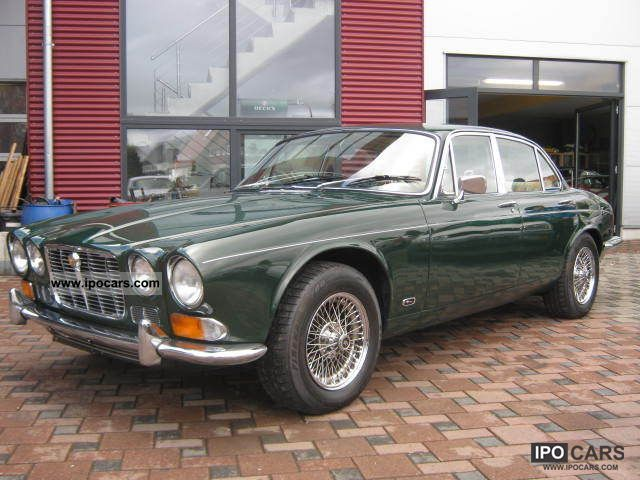 Jaguar  XJ6 4.2 S1 switch 90 km `very best! H-approval 1972 Vintage, Classic and Old Cars photo