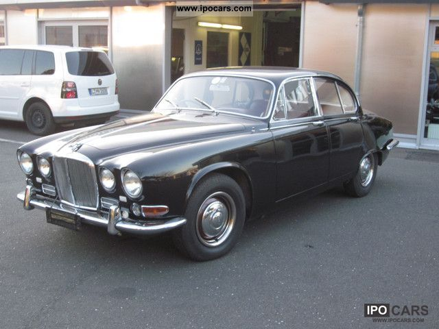 Jaguar  420 Saloon 1968 Vintage, Classic and Old Cars photo