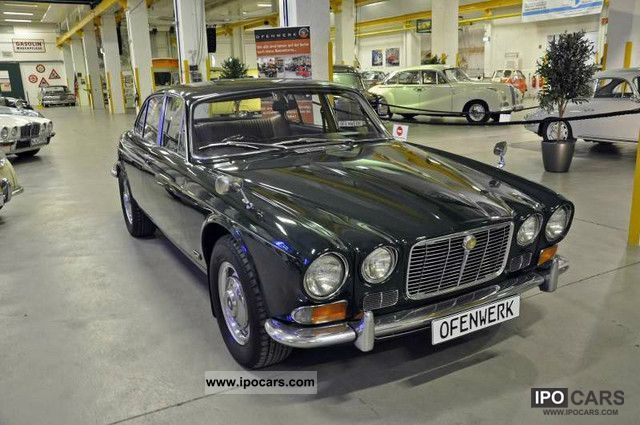 Jaguar  XJ6 4.2 Series 1 SWB 1971 Vintage, Classic and Old Cars photo
