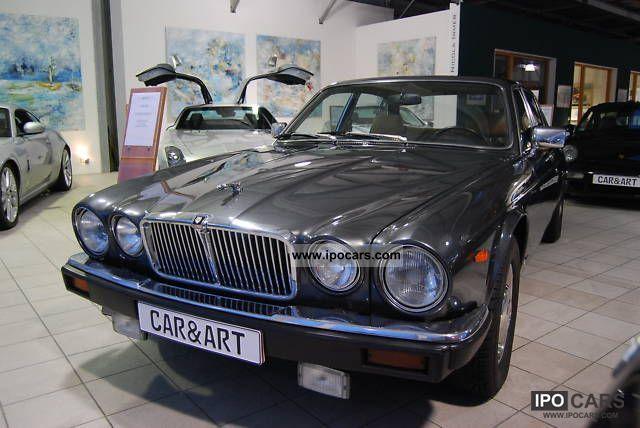 1981 Jaguar  SERIES III Limousine Used vehicle photo
