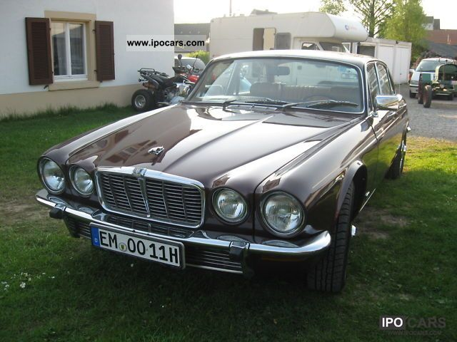 Jaguar  Top with approval XJ6 4.2 H 1978 Vintage, Classic and Old Cars photo
