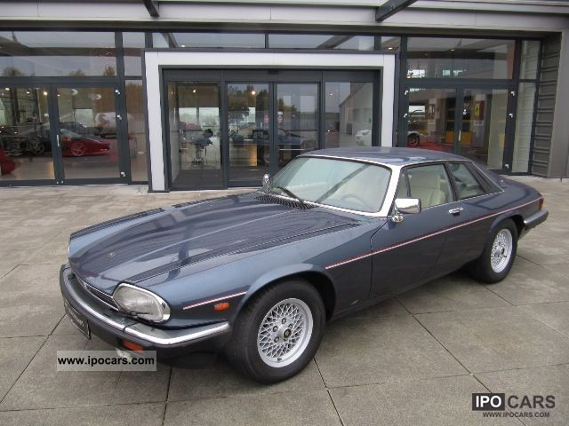 1989 jaguar xjs v12 automatic car photo and specs. Black Bedroom Furniture Sets. Home Design Ideas