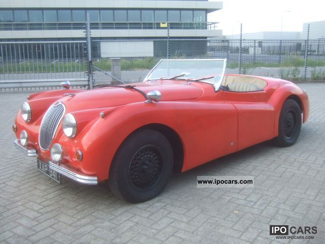 Jaguar  Aristocat XK120 Roadster 4.2L 1973 Vintage, Classic and Old Cars photo