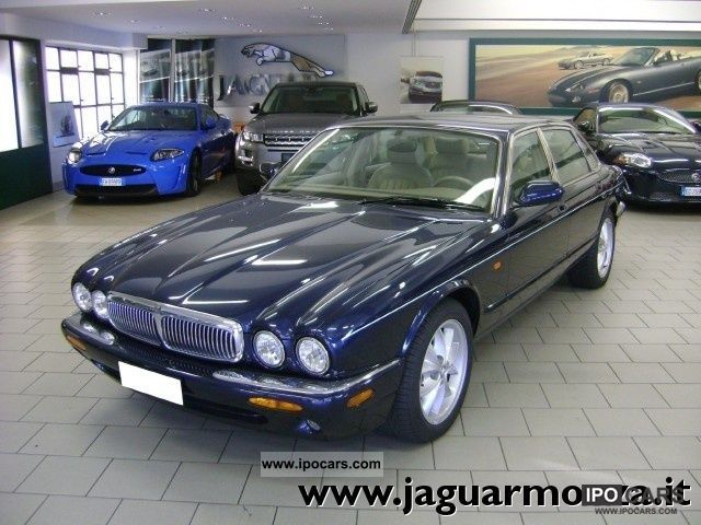 Jaguar  XJ Sovereign 3.2 - Unico proprietario con GPL 1999 Liquefied Petroleum Gas Cars (LPG, GPL, propane) photo