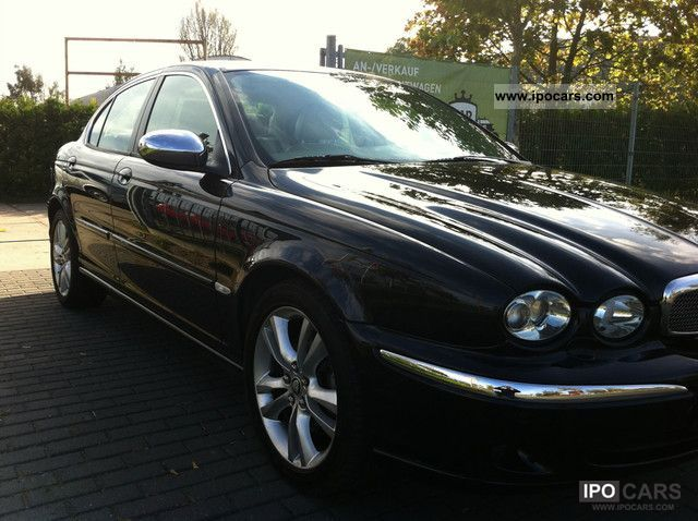 2008 Jaguar  X-Type 2.2 Diesel Executive Limousine Used vehicle photo