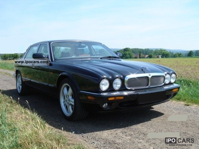 Jaguar models by year