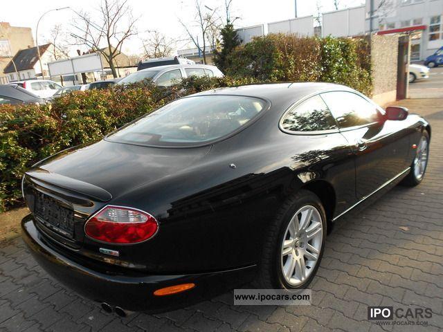 2004 Jaguar XKR Coupe 42 V8 RPERFORMANCE PACKAGE FRG Frzg
