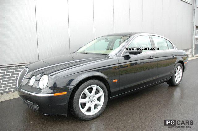 2008 Jaguar  S-Type 7.2 Twin Turbo Diesel Aut. Executive Limousine Used vehicle photo