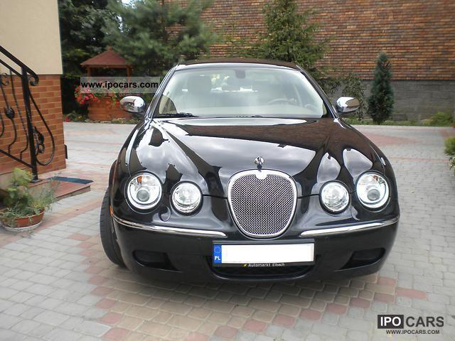 2007 Jaguar s Type r 2007 Jaguar s Type Limousine