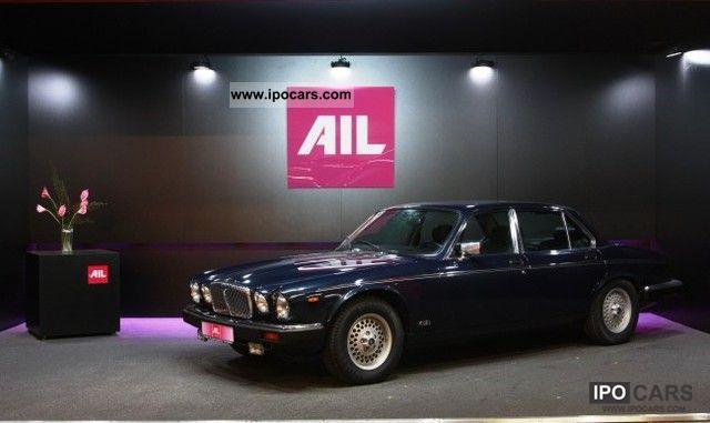 1989 jaguar xj double six car photo and specs. Black Bedroom Furniture Sets. Home Design Ideas