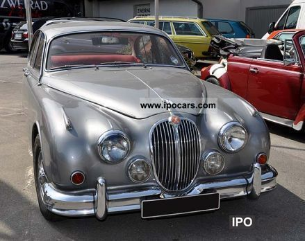 Jaguar  MK II 3.4-liter RHD 1963 Vintage, Classic and Old Cars photo