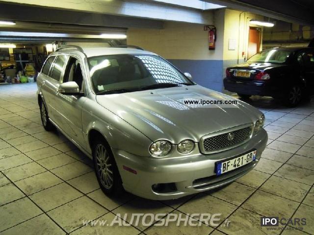 2008 Jaguar  X-Type Estate 2.2 D Classic Limousine Used vehicle photo