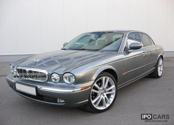 2005 Jaguar Xj8 4 2 Wood Trim Car Photo And Specs
