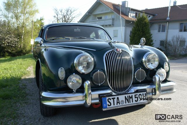 Jaguar  MK 1 1959 Vintage, Classic and Old Cars photo