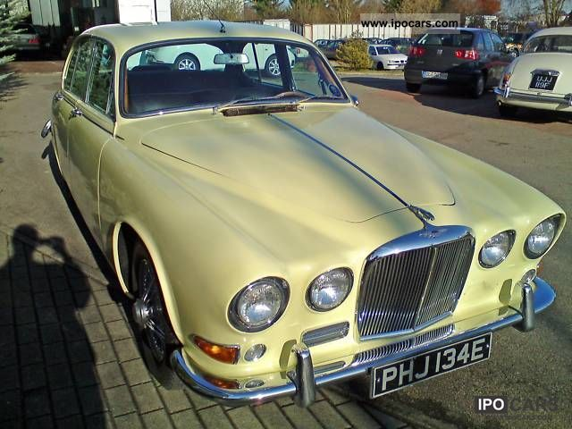 Jaguar  420 Saloon LHD 1967 Vintage, Classic and Old Cars photo
