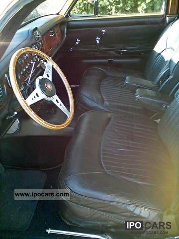 1967 Jaguar 420 Saloon LHD Limousine Classic Vehicle photo 5