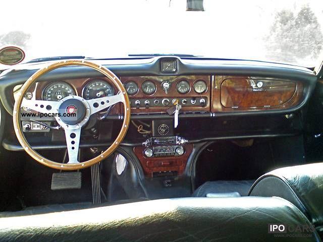 1967 Jaguar 420 Saloon LHD Limousine Classic Vehicle photo 7