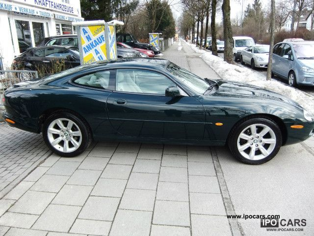 2003 jaguar xk8 specs
