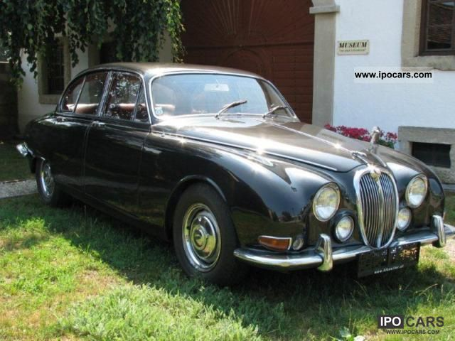 Jaguar  S-Type 1966 Vintage, Classic and Old Cars photo