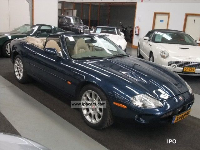 2000 jaguar xkr convertible 4 0 v8 2000 bouwjaar automaat co car photo and specs. Black Bedroom Furniture Sets. Home Design Ideas