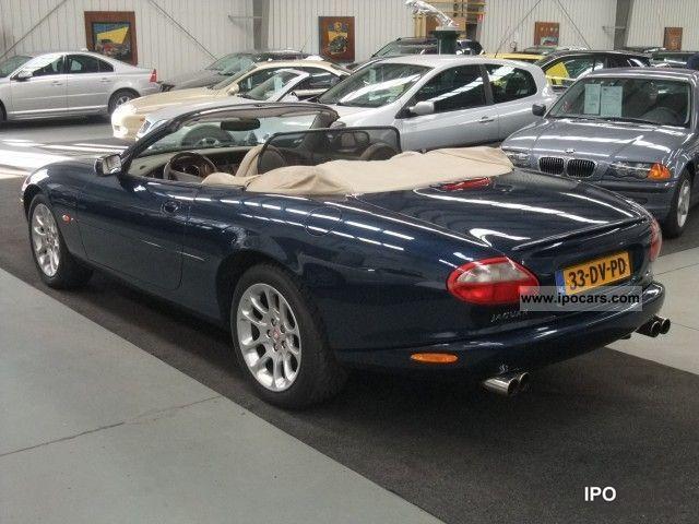 2000 jaguar xkr convertible 4 0 v8 2000 bouwjaar automaat co car photo and specs. Black Bedroom Furniture Sets. Home Design Ideas