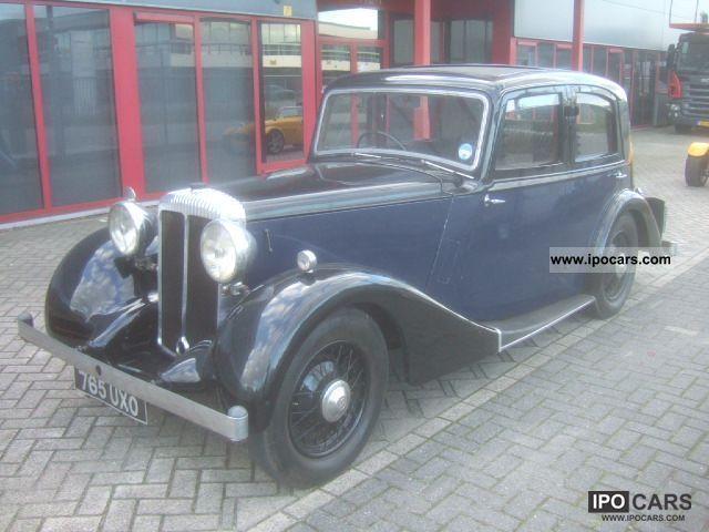 1937 Jaguar  Daimler 15 Saloon Limousine Used vehicle photo