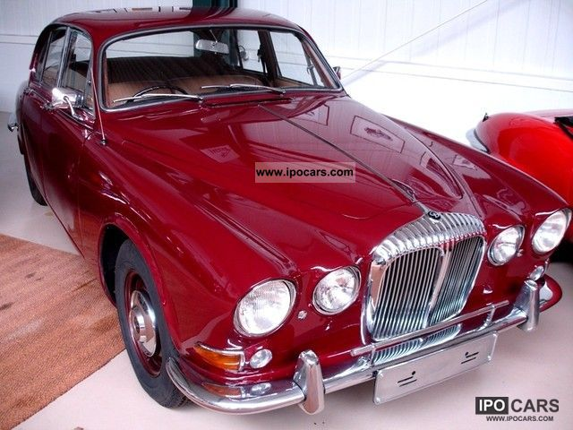 1969 Jaguar  420 Sovereign Limousine Used vehicle photo
