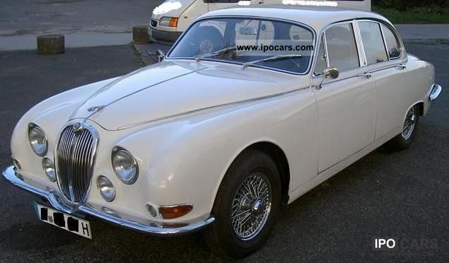 Jaguar  S-Type 1968 Vintage, Classic and Old Cars photo