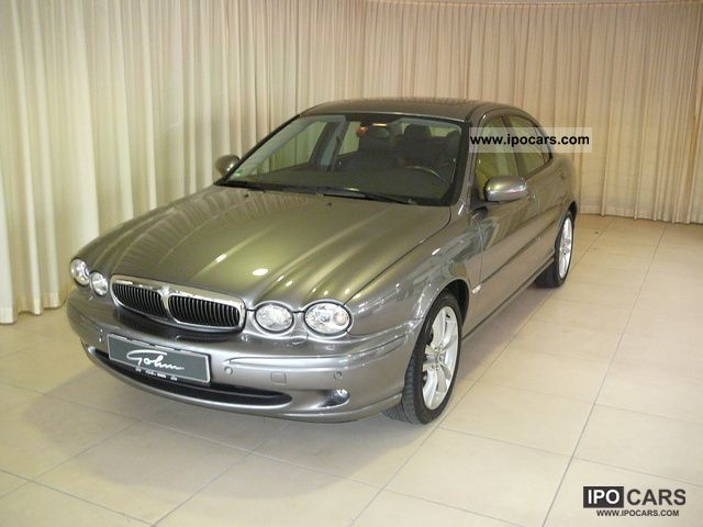 2008 Jaguar  X-Type 2.2 liter Diesel Classic 1.Hand Limousine Used vehicle photo