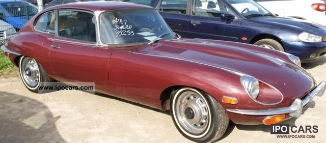 1969 Jaguar  E-Type Series II 2 +2 Sports car/Coupe Classic Vehicle photo